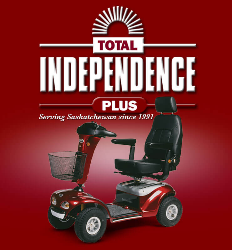 Total Independence Plus Banner